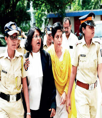 Indrani's DNA matches with remains recovered from Raigad in 2015