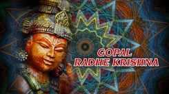 Hindi Krishna Bhajan Song 'Gopal Radhe Krishna' Sung by Anup Jalota