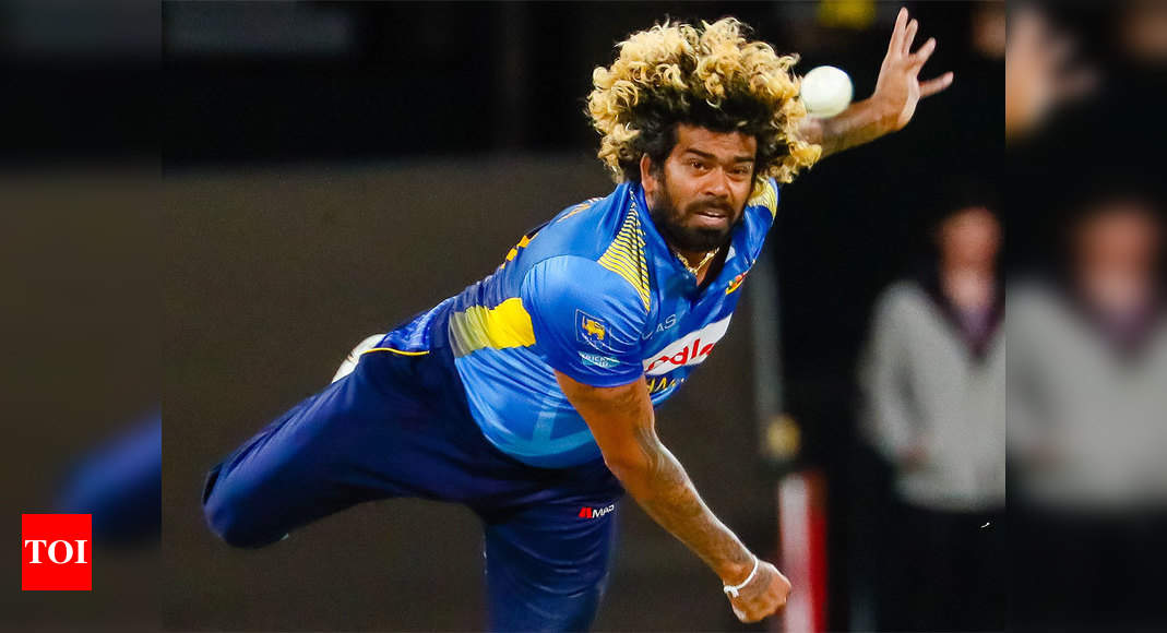Want to continue for two more years: Lasith Malinga | Cricket News - Times of India