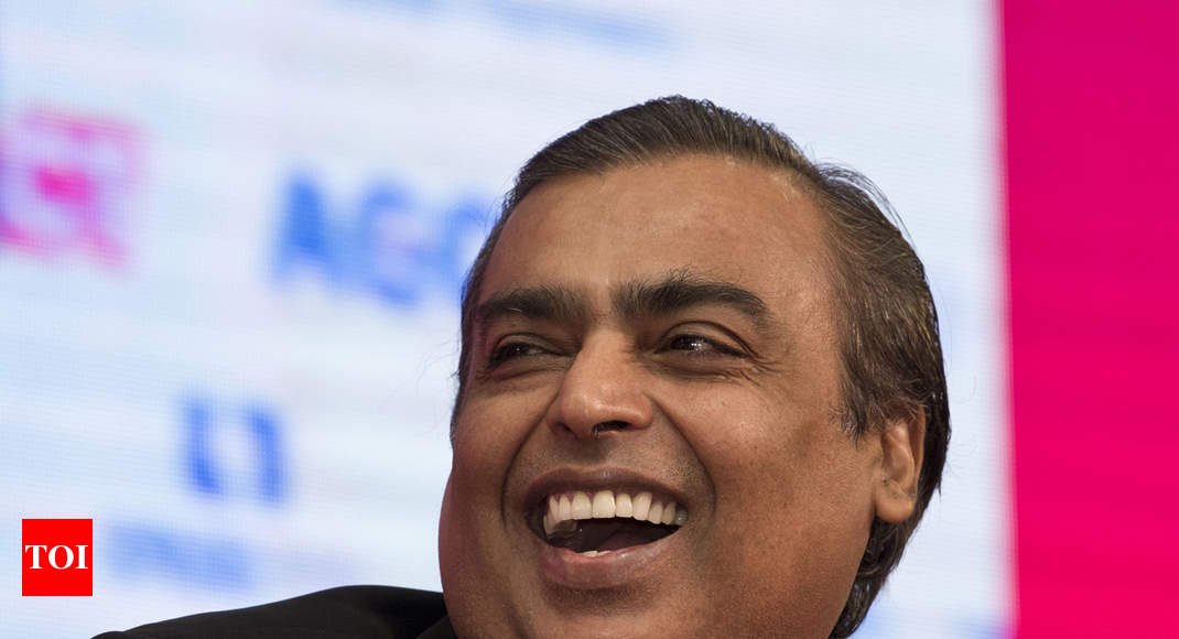 Asia's richest person Mukesh Ambani breaks into club of six oil elites