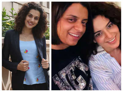 Taapsee on Kangana and her sis Rangoli