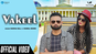 Latest Punjabi Song 'Vakeel' Sung By Sukha Gill Featuring Kamal Kokri