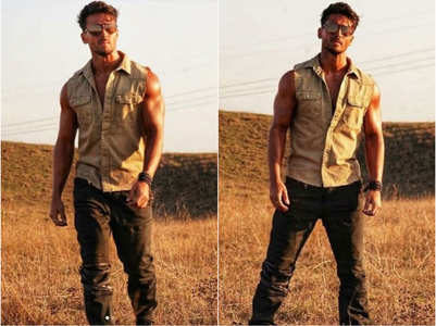 Baaghi 3: Tiger's pics from the sets go viral