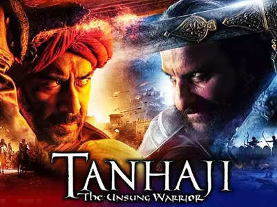 #ThanksMughals trends in response to Tanhaji?