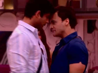BB13: Are Sidharth, Asim faking their fight ?