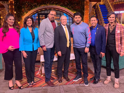 Kapil invites Canadian ministers on TKSS