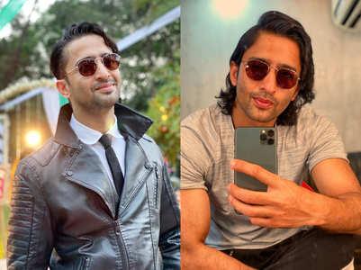 Shaheer Sheikh's new look in Yeh Rishtey