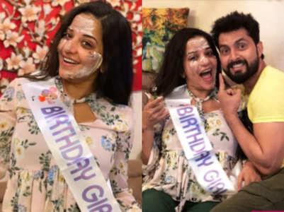Nazar fame Monalisa celebrates her birthday