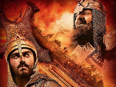 Pic: Arjun shares a new poster of 'Panipat'