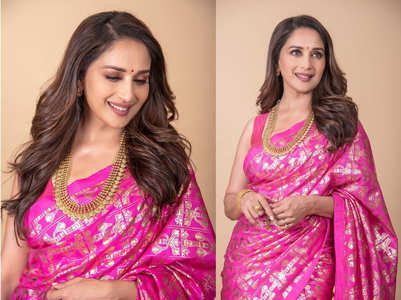 5 hairstyles to sport with saris
