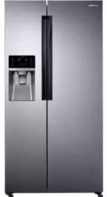 Samsung RS74R5101SL 676 Ltr Side-by-Side Refrigerator