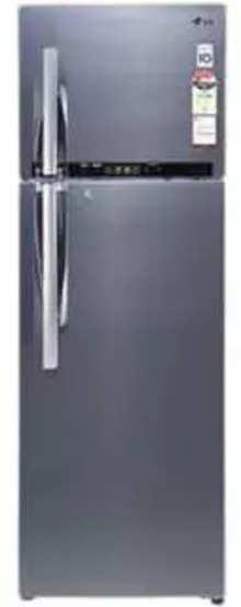 LG L-D402RSHM 360 Ltr Double Door Refrigerator
