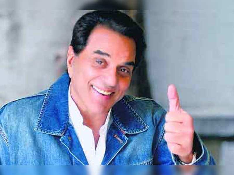 """Dharmendra <a href=""""http://photogallery.indiatimes.com/articleshow/2554020.cms"""" target=""""_blank"""">More Pics</a>"""