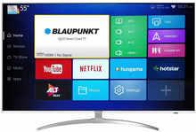 Blaupunkt 139.7 cm (55 inches) 4K Ultra HD QLED Smart TV BLA55QL680 (Black) (2019 Model)