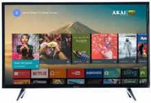 Akai AKLT43S-D438V 43 inch LED Full HD TV