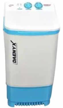 Daenyx Opaque 7.5 Kg Semi Automatic Top Load Washing Machine