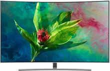 Samsung Q Series 138cm (55-inch) Ultra HD (4K) Curved QLED Smart TV(55Q8CN)