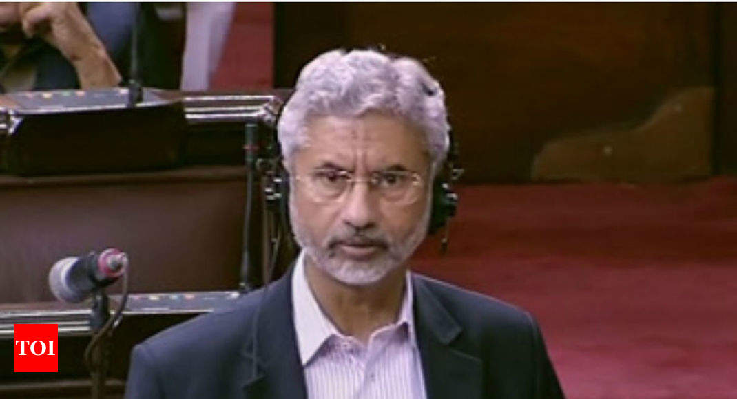 India trying to convince US that tapping into Indian talent is in mutual benefit: Jaishankar