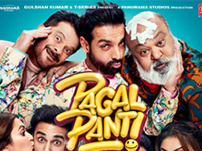 Movie Review: 'Pagalpanti' - 2.0/5