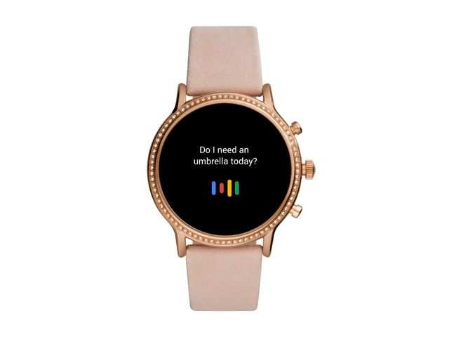 Fossil launches Gen5 touchscreen smartwatch in India