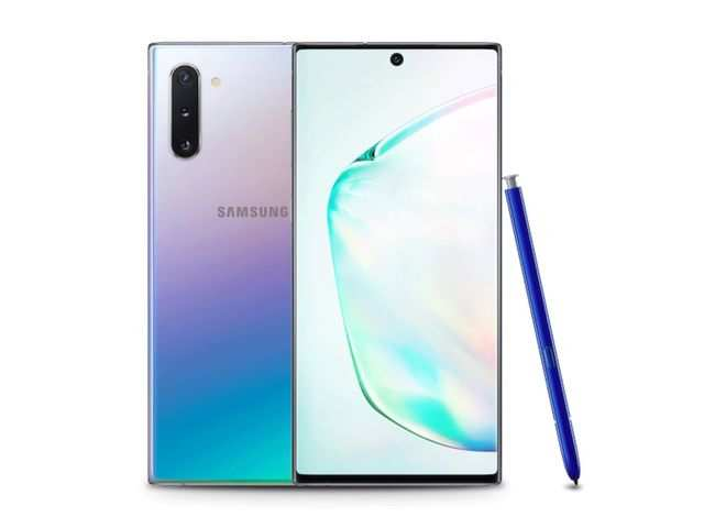 Samsung Galaxy Note 10 is now available in two new colours