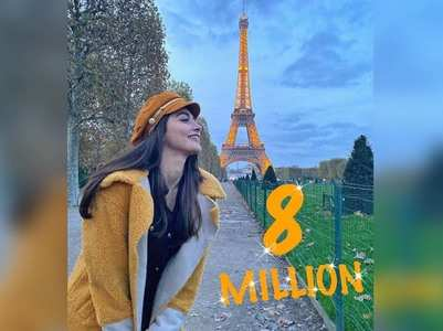 Pooja Hegde crosses 8 million mark on Insta
