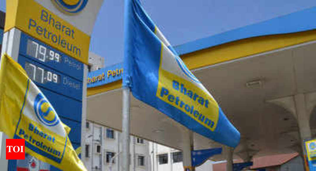 PSU oil biggies to stay away from BPCL selloff - Times of India thumbnail