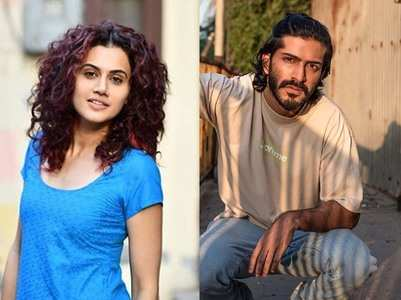 Taapsee on Harsh Varrdhan's getting films