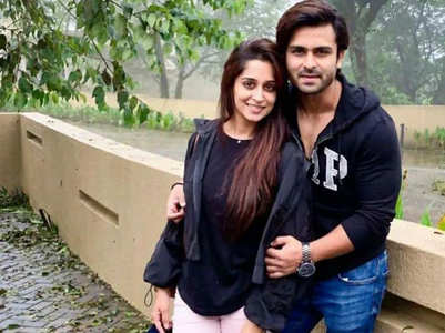Dipika and Shoaib share an adorable pic