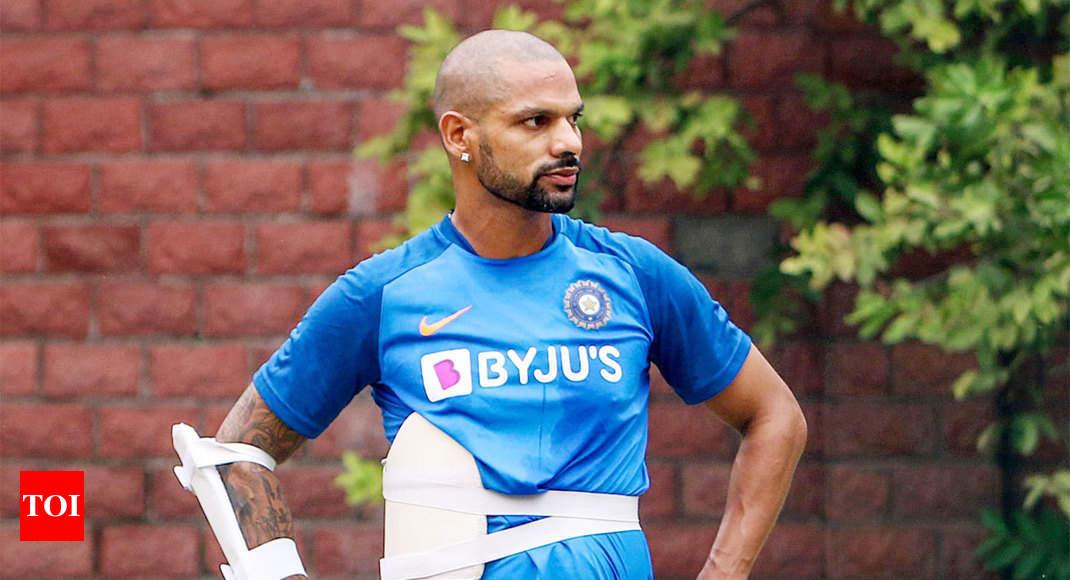 Syed Mushtaq Ali: Shikhar Dhawan injury mars Delhi's win | Cricket News