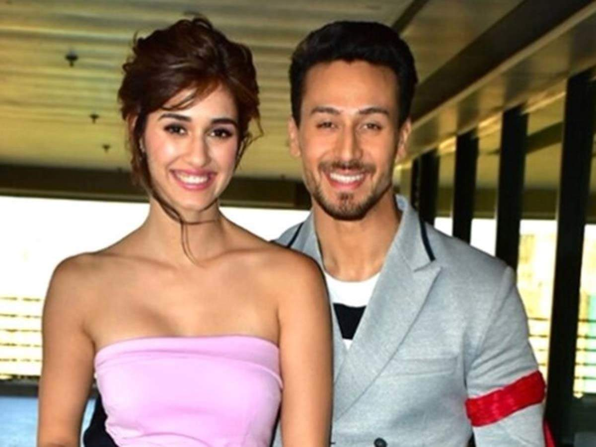 Disha Patani's comment on alleged boyfriend Tiger Shroff's latest post  speaks volumes about their relationship | Hindi Movie News - Times of India