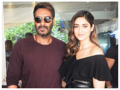 Ileana praises Ajay's intense dialogue delivery