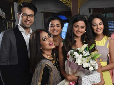 YRHPK producer Rajan welcomes Helly Shah