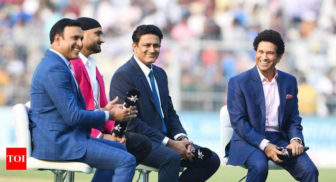 Pink Ball Test: Legends relive glorious Eden Gardens moments