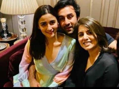 Pics: Alia is giving us the Kapoor Bahu feels