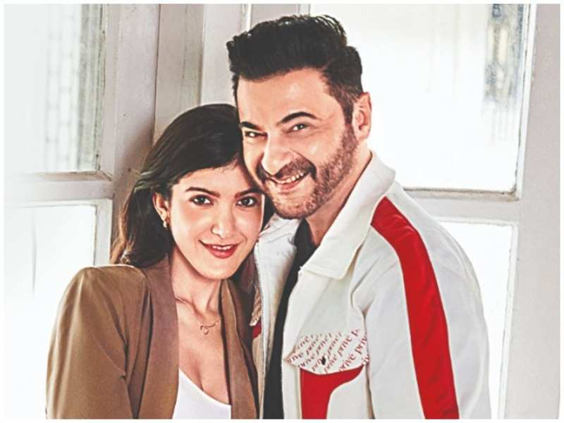 Shanaya Kapoor and Sanjay Kapoor