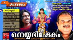Malayalam Ayyappa Swamy Bhajana Devotional Song 'Neyyabhishekam' Jukebox