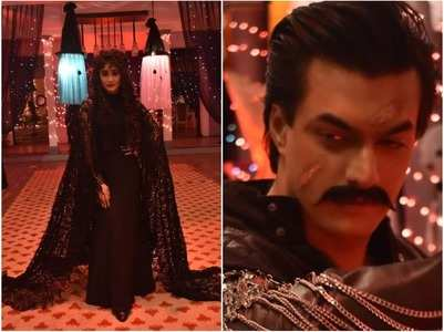 Kartik-Naira are all set for Halloween party