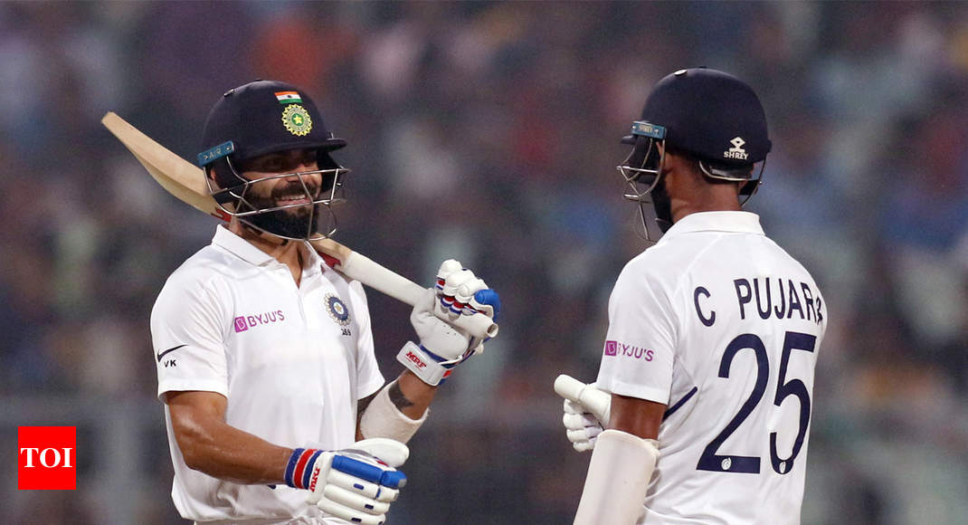India vs Bangladesh, Day/Night Test: India exploit Bangladesh's pink chink to lord in Kolkata