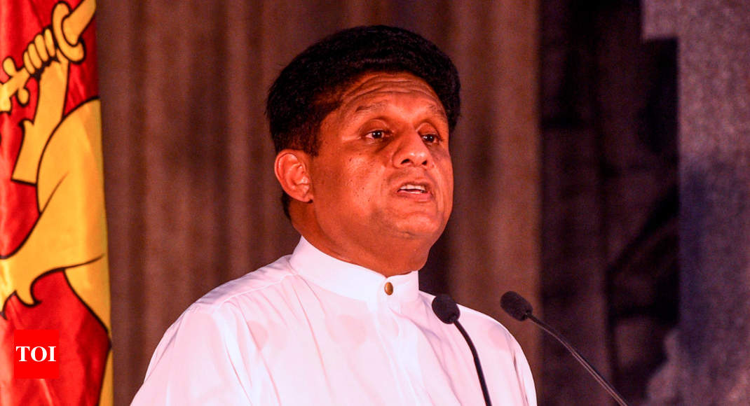 Lankan Tamils want Premadasa to lead opposition