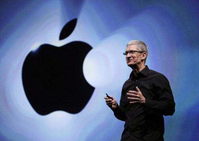 Apple CEO on what the company does with Android phones