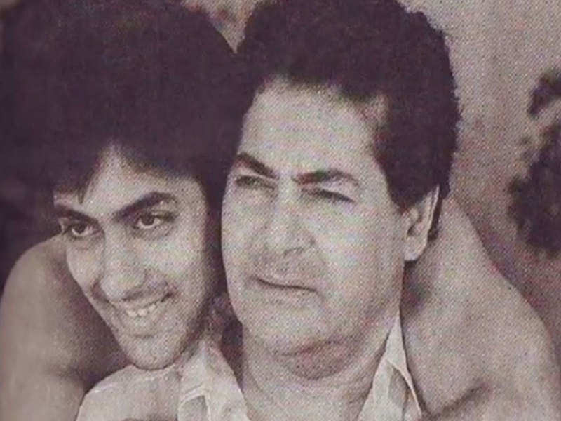 Salim Khan's 84th birthday: Check out some rare pictures of the veteran star with his boys Salman, Arbaaz and Sohail Khan