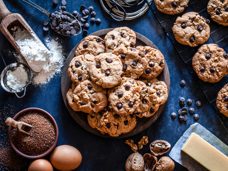 Here's how you can make cookies without baking soda - Times of India