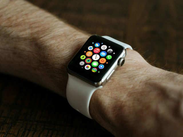 Man credits Apple Watch for saving his life