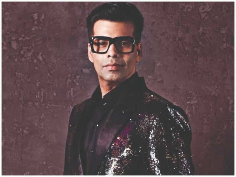 This is why Karan Johar is flying high!