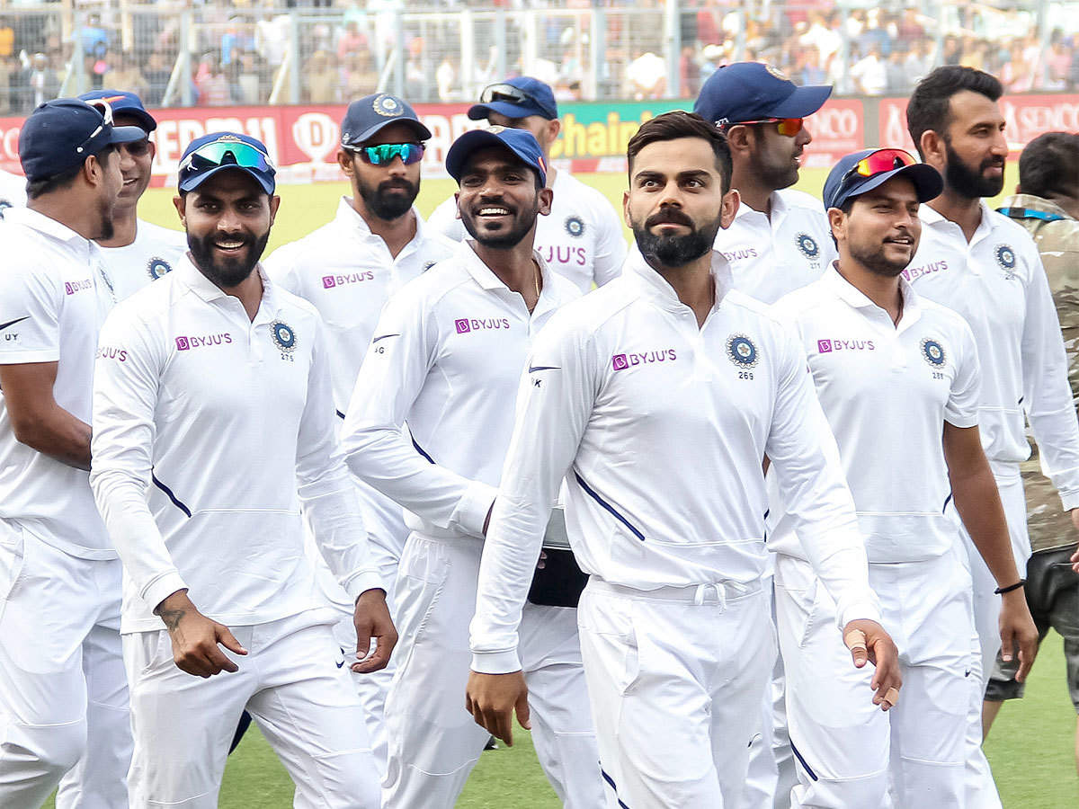 ICC World Test Championship: Way ahead in race, Team India keeps gaining steam | Cricket News - Times of India