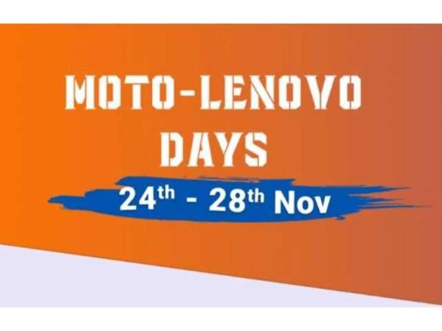 Moto-Lenovo Days on Flipkart: Offers on Moto One Action, Moto G8 Plus, Lenovo Z6 Pro, Lenovo K10 Note and more