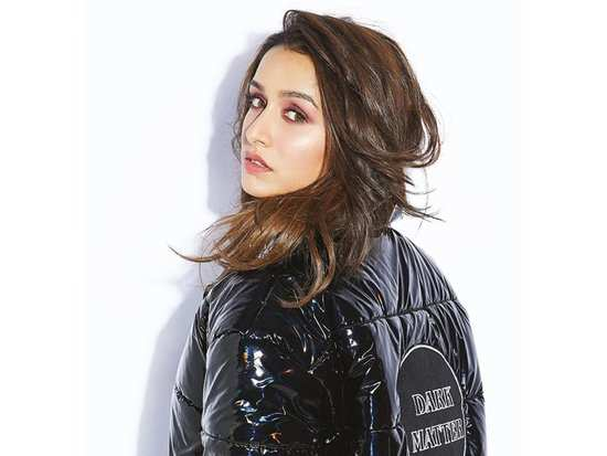 Shraddha Kapoor gives us 'biker chic' vibes on the latest cover of a leading fashion magazine!