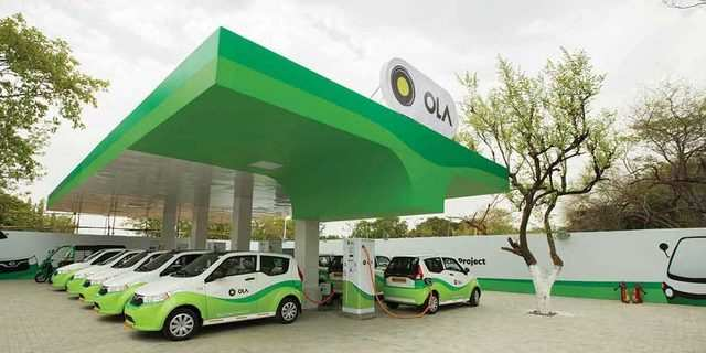 Ola moves financial unit out of parent ANI Technologies