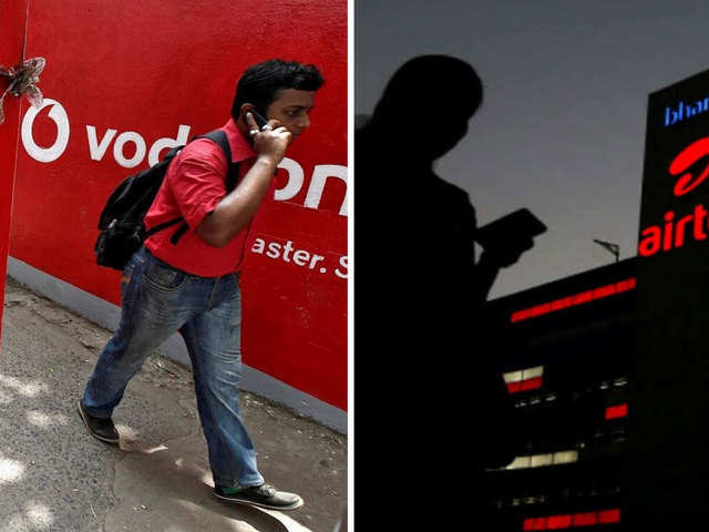 Airtel, Vodafone Idea stocks fall sharply as hopes of more relief fade